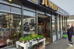 Jumbo Nieuwkoop entree
