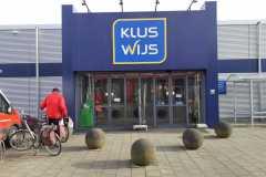 Entree Kluswijs Nieuwkoop