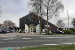 Voorzijde Landwinkel Jan Nieuwenhuizen