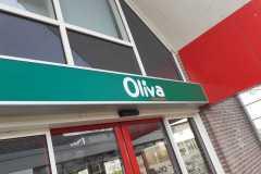 Oliva Nieuwkoop winkelpui