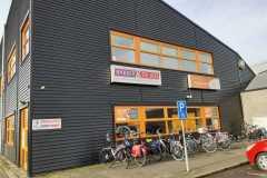 Pand van Sportcentrum Nieuwkoop