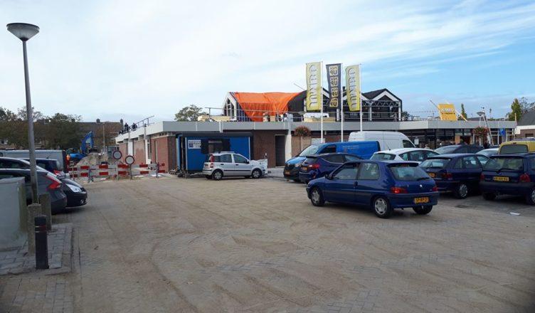 parkeerplaats jumbo nieuwkoop