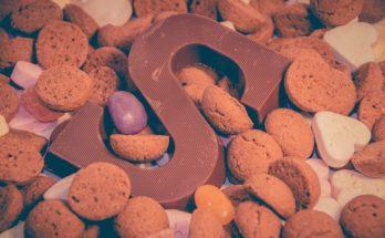 chocoladeletters versieren albert heijn