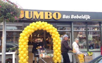 jumbo nieuwkoop opent winkel