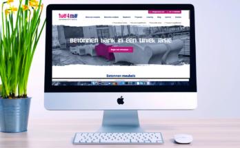 nieuwe website luc4me