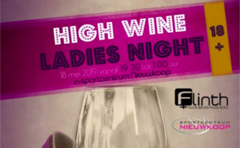 high wine ladies night