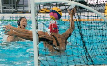 open waterpolo training zv de plas