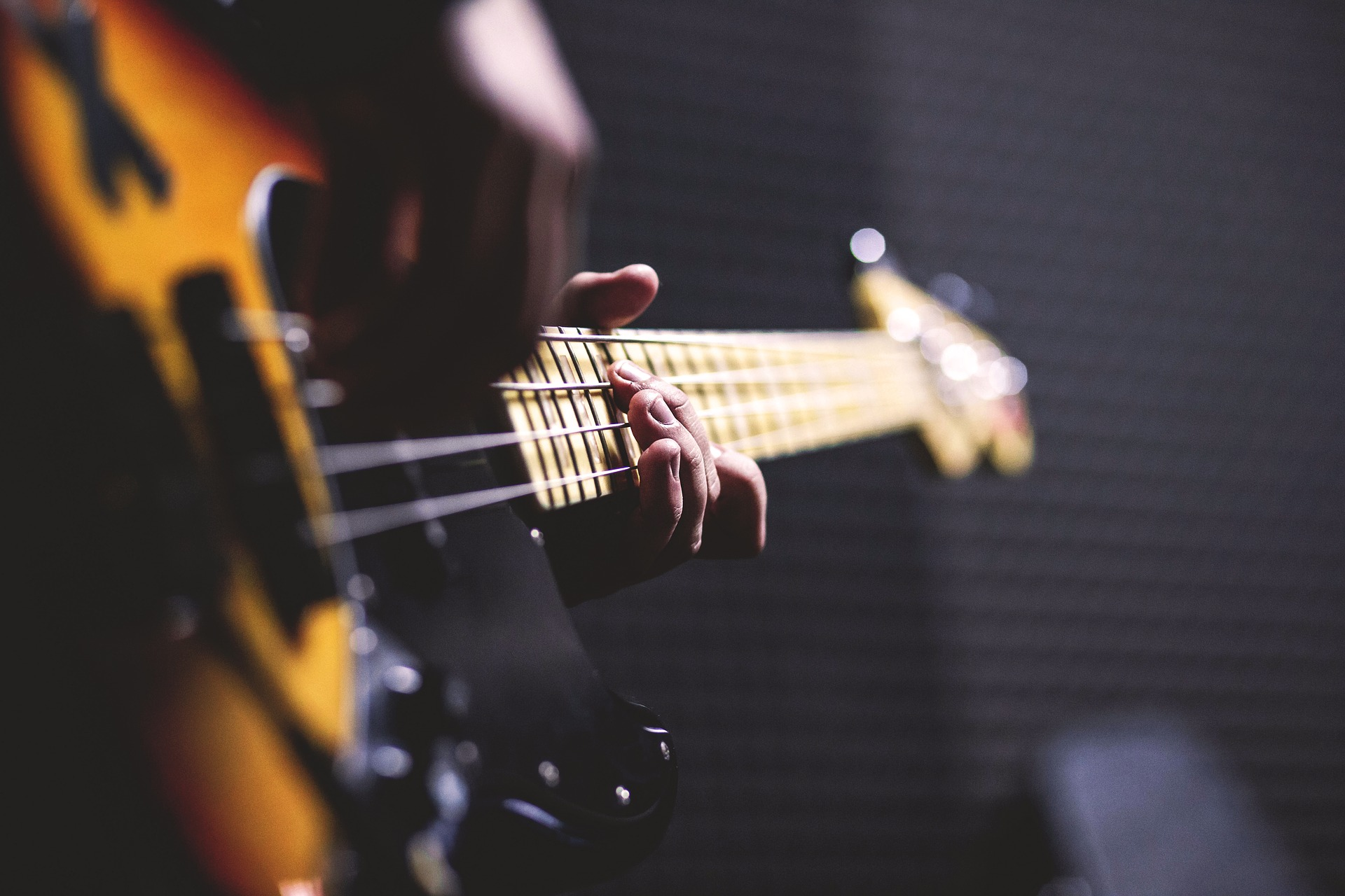 optreden gitaar