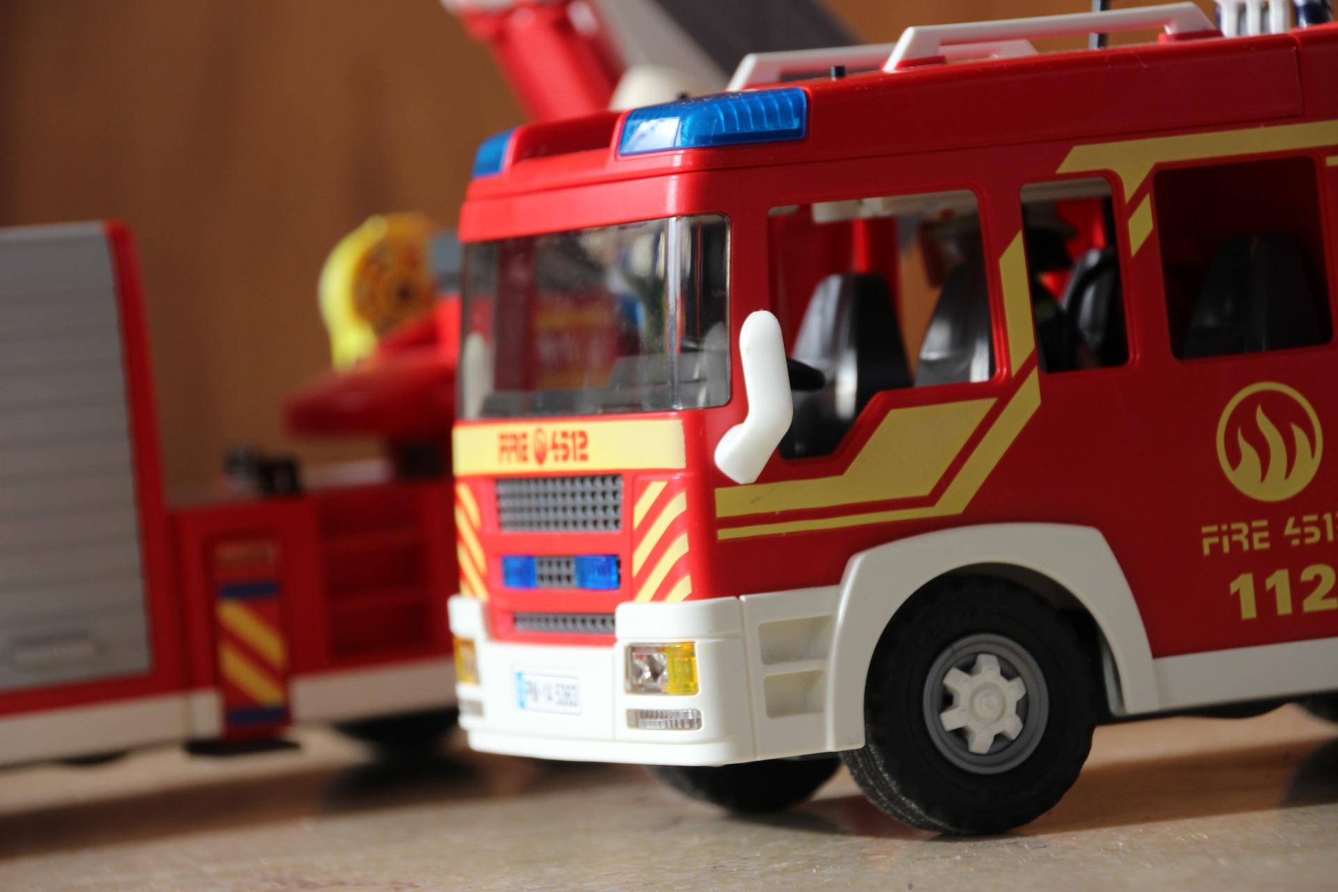 brandweer zoekt speurneuzen