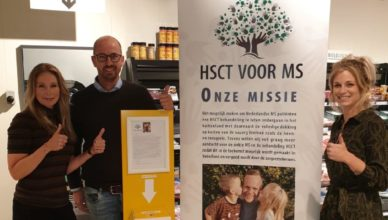 doneeractie hcts voor ms jumbo nieuwkoop