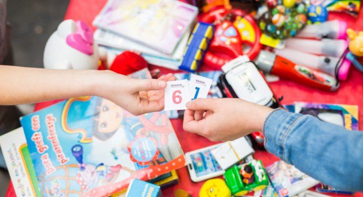 speelgoed ruilmarkt recycle sint triggr