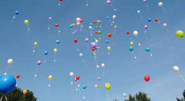 ballonnen oplaten gemeente nieuwkoop