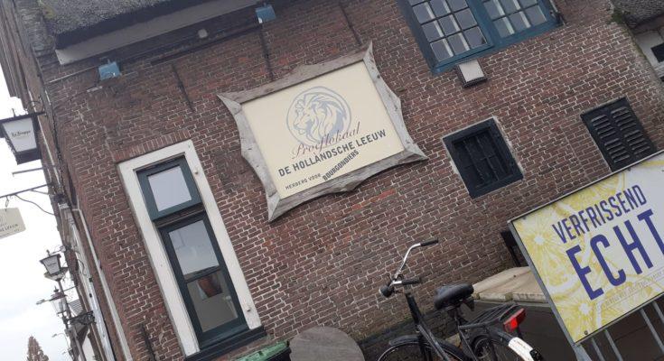 reddingsactie herberg de hollandsche leeuw