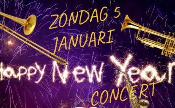 nieuwjaarsconcert muziekvereniging eensgezind