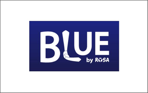 blue by rosa nieuwkoop