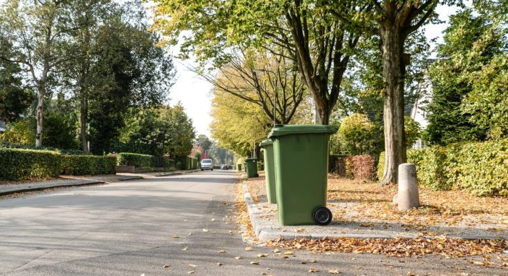 groene container gemeente nieuwkoop cyclus
