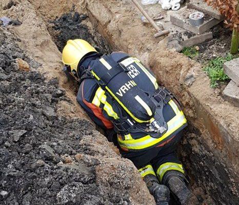brandweer gemeente nieuwkoop gaslek