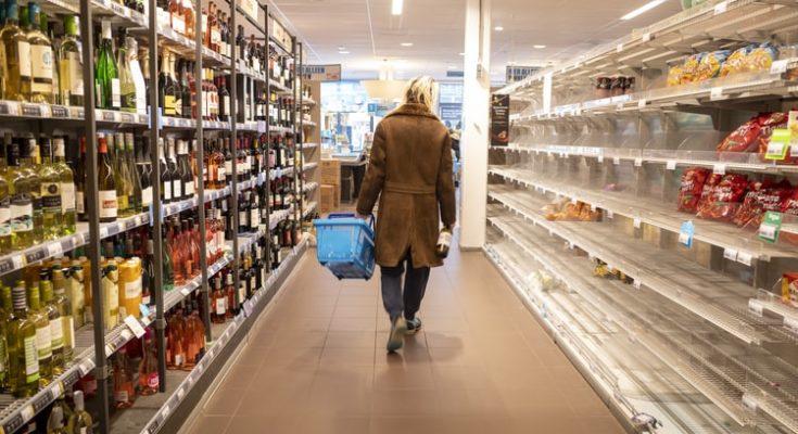 supermarktbeleid corona