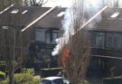 brand bachstraat nieuwkoop