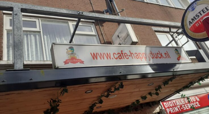 cafe the happy duck nieuwkoop