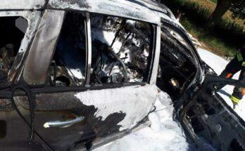 brandstichting ter aar politie