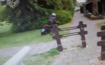 politie kaag en braassem vlucht jongen scooter