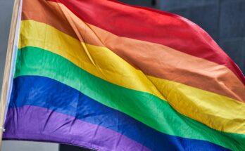 regenboogvlag nieuwkoop