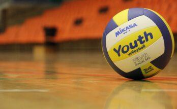 waterlanders volleybal training nieuwkoop