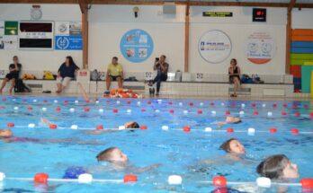 diplomas uitreiken zwembad de wel