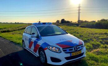 nieuwe politieauto kaag en braassem
