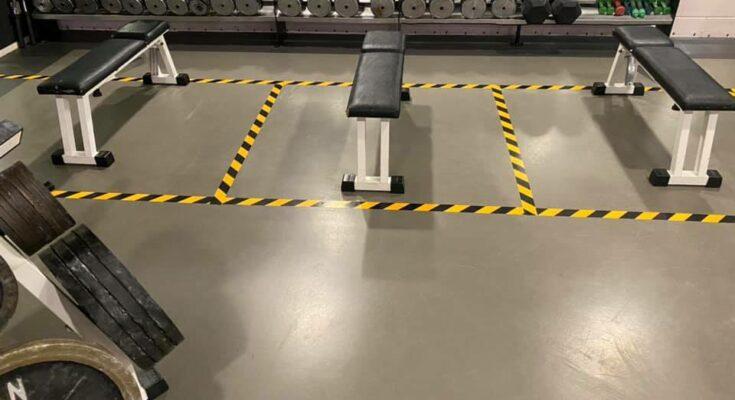 robeys gym corona