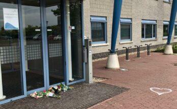 stil protest gemeentehuis nieuwkoop