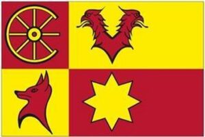 vlag van nieuwkoop