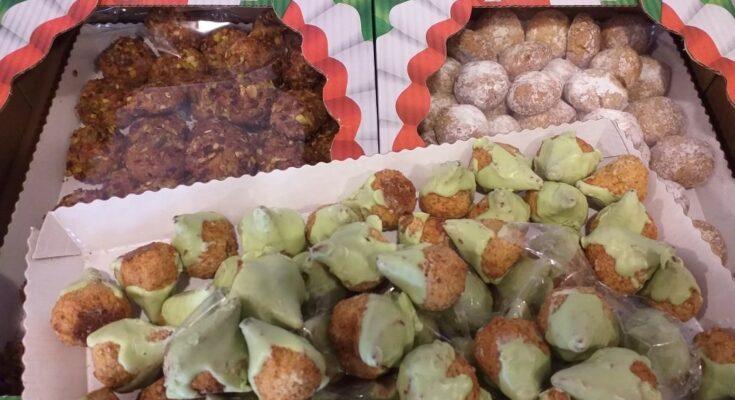 italiaanse koekjes nieuwkoopse lekkernij