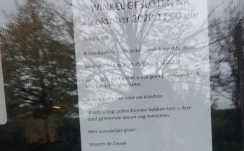 watersport rijnbeek nieuwkoop gesloten