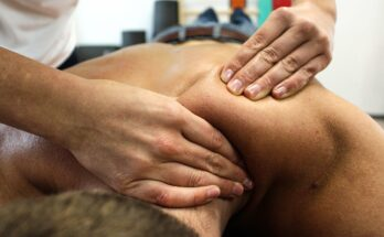 schouderklachten fysio helpt