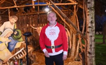 kerstgroet verenigde ondernemers nieuwkoop