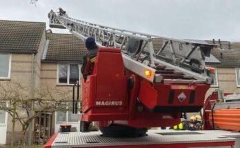 brandweer schoorsteenbrand ter aar (1)